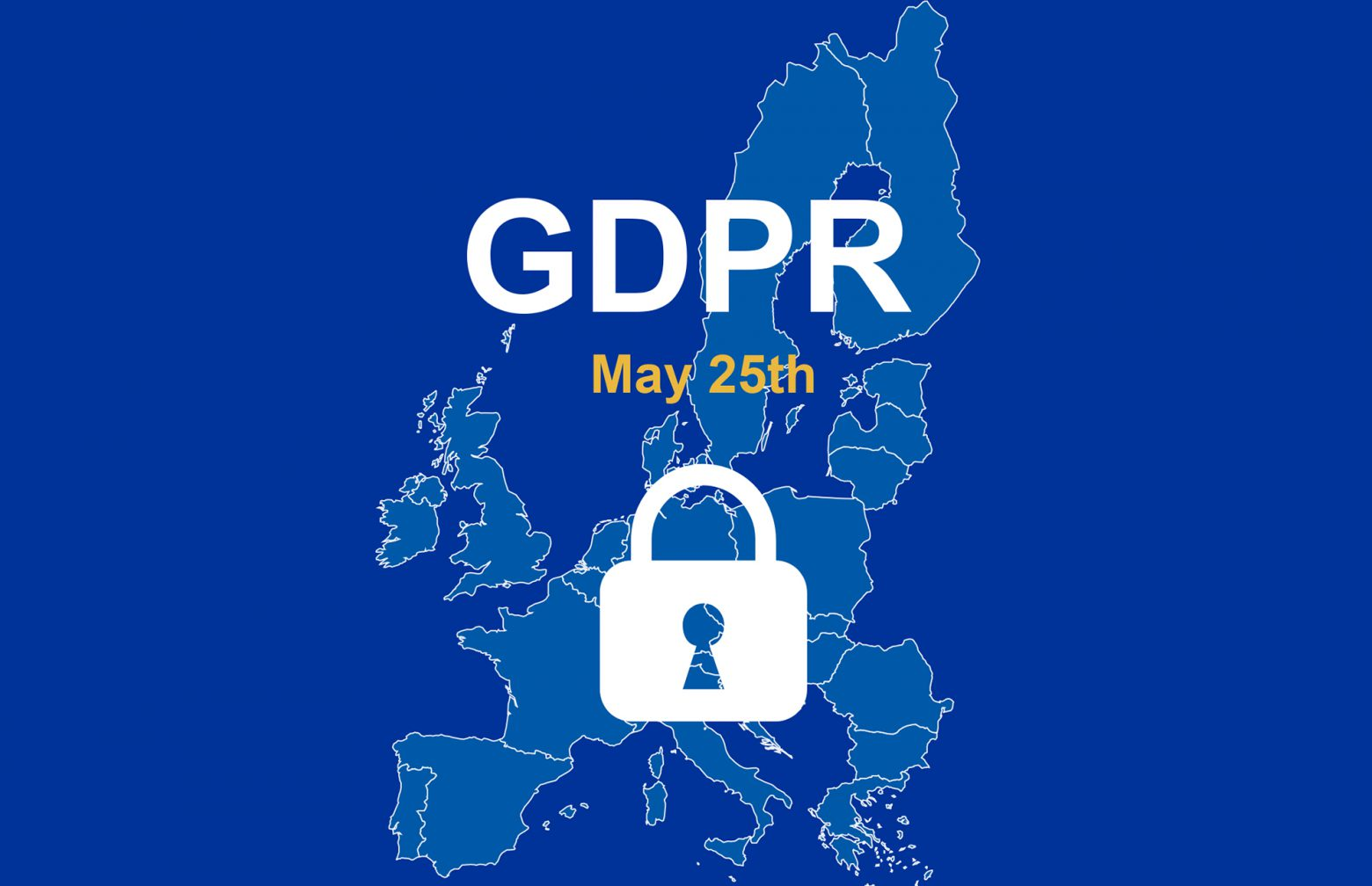 new GDPR in Europe