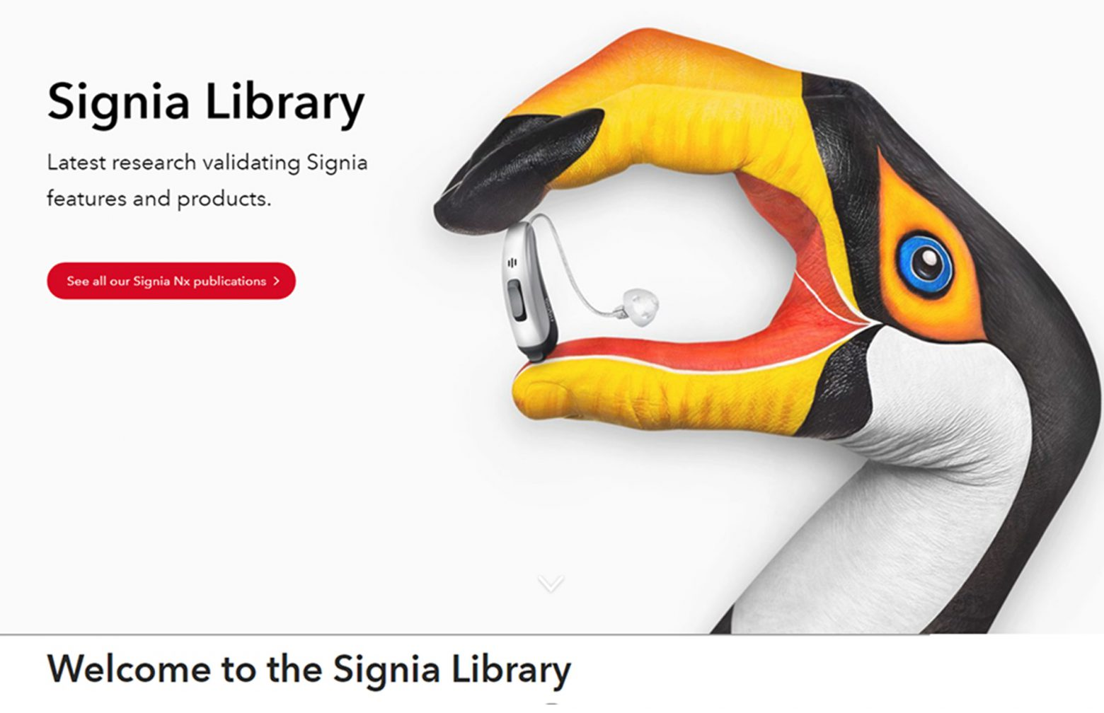 Scientific Library Signia